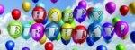Záložka Úžaska Narozeninové balónky