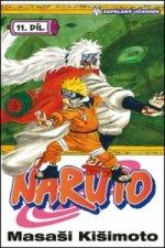 Naruto 11 Zapálený učedník