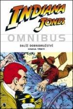 Indiana Jones Další dobrodružství Kniha třetí