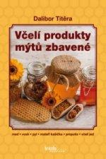 Včelí produkty mýtů zbavené