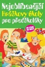 Nejoblíbenější Hráškovy úkoly pro předškoláky