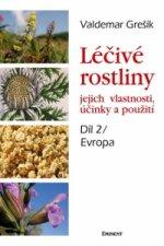 Léčivé rostliny Díl 2/ Evropa