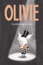 Olivie zachraňuje cirkus