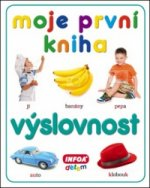 Infoa Moje první kniha Výslovnost
