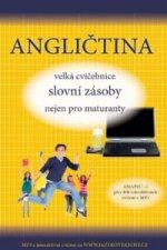 Angličtina velká cvičebnice slovní zásoby nejen pro maturanty