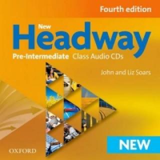 New Headway: Pre-Intermediate A2-B1: Class Audio CDs