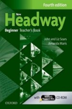 New Headway Fourth edition Beginner Teacher's Book with Teacher's resource disc