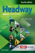 New Headway Fourth edition Beginner Student's Book + iTutor DVD-ROM