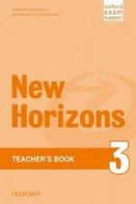 New Horizons: 3: Teacher's Book