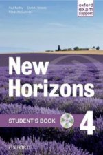 New Horizons: 4: Student's Book Pack