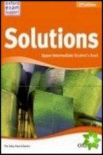 Maturita Solutions Upper-intermediate Student's Book Czech Edition