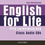 English for Life: Pre-intermediate: Class Audio CDs