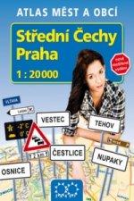 Střední Čechy Praha