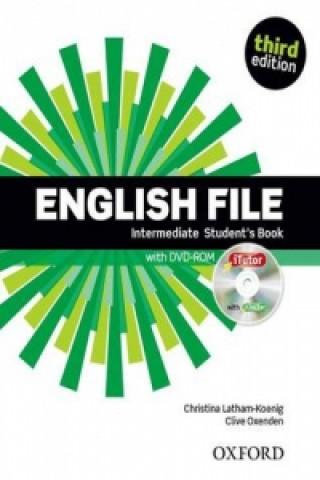 English File Intermediate Student's Book + iTutor DVD-ROM