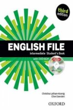 English File Intermediate Student's Book + iTutor DVD-ROM