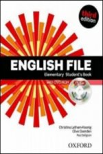 English File Elementary Student's Book + iTutor DVD-ROM Czech Edition