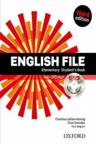 English File Elementary Student's Book + iTutor DVD-ROM