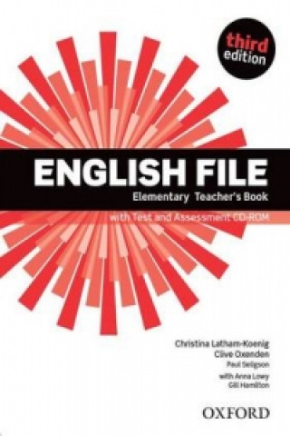 English File Elementary Teacher's Book with Test and Assessment CD-ROM