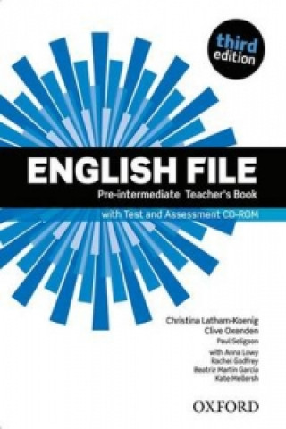 English File Pre-Intermediate Teacher's Book with Test and Assessment CD-ROM