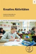 Kreative Aktivitäten pro 2. stupeň ZŠ