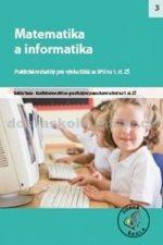 Matematika a informatika SPU pro 1. stupeň ZŠ