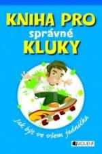 Kniha pro správné kluky