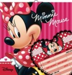 Plánovací W. Disney Minnie - nástěnný kalendář nedatovaný