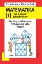 Matematika 1 pro 8. ročník základní školy