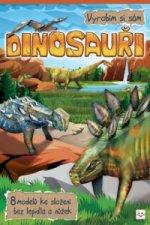 Dinosauři Vyrobím si sám