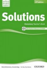 Maturita Solutions Elementary Teacher's Book with Teacher's Resource CD-ROM