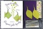 Origami jako šperky Tvůrčí ateliér
