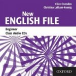 New English File: Beginner: Class Audio CDs (3)
