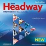 New Headway Fourth Edition Intermediate Class Audio CDs