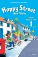 Happy Street 1 New Edition Teacher's Resource Pack