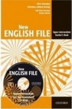 New English File Upper Intermediate Teacher's Book + Test Resource CD-ROM