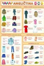 Obrázková angličtina 4 oblečení
