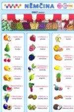 Obrázková němčina 2 ovoce a zelenina