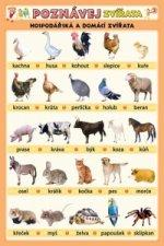 Poznávej zvířata 2