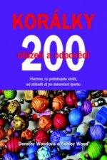 Korálky 200 otázek a odpovědí
