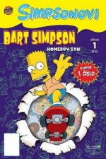 Bart Simpson Homerův syn