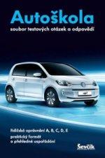 Autoškola Soubor testových otázek a odpovědí 2013-2014