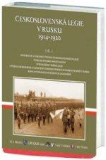 Československá legie v Rusku 1914-1920