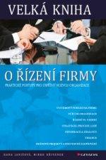 Velká kniha o řízení firmy