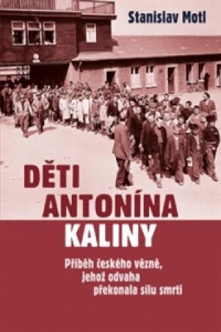 Děti Antonína Kaliny