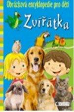 Zvířátka Obrázková encyklopedie pro děti