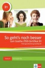 So geht'snoch besser zum Goethe- ÖSD-Zertifikat B1