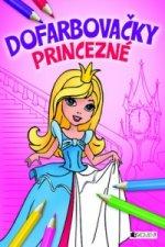 Dofarbovačky Princezné
