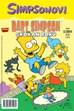 Bart Simpson Skokan roku
