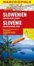 Slovinsko, Istrie 1:300 000