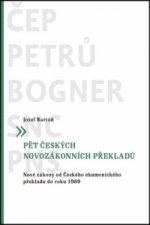 Pět českých novozákonních překladů